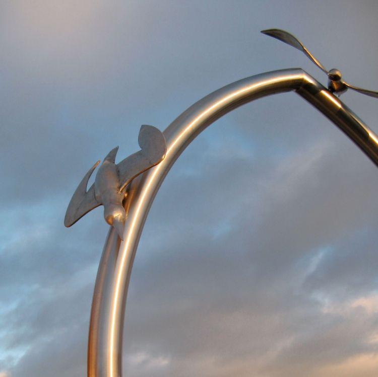 north berwick seabird centre arch